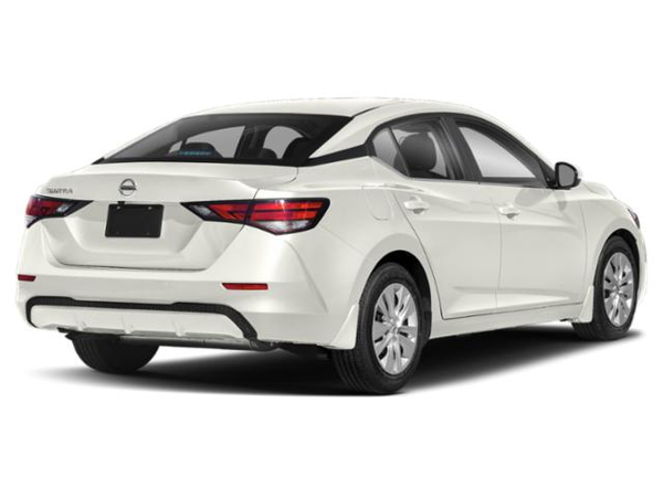 Nissan Sentra S Plus Vehicle Details Image