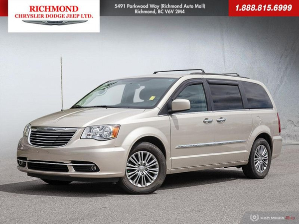 Chrysler Town & country Touring-L  - Leather Seats Vehicle Details Image