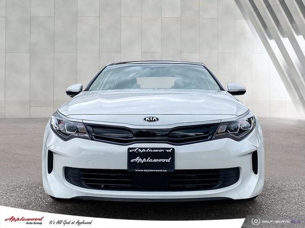 Kia Optima EX Premium Vehicle Details Image