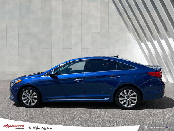Hyundai Sonata Sport Vehicle Details Image