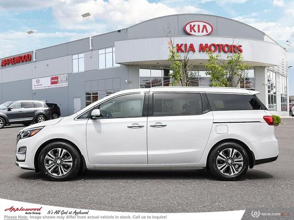 Kia Sedona SX Vehicle Details Image