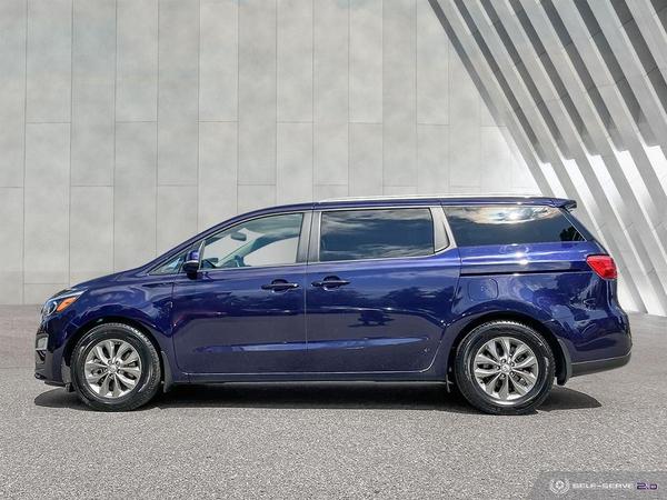 Kia Sedona LX+ Vehicle Details Image