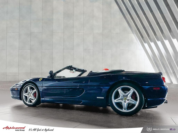 Ferrari 355 Vehicle Details Image