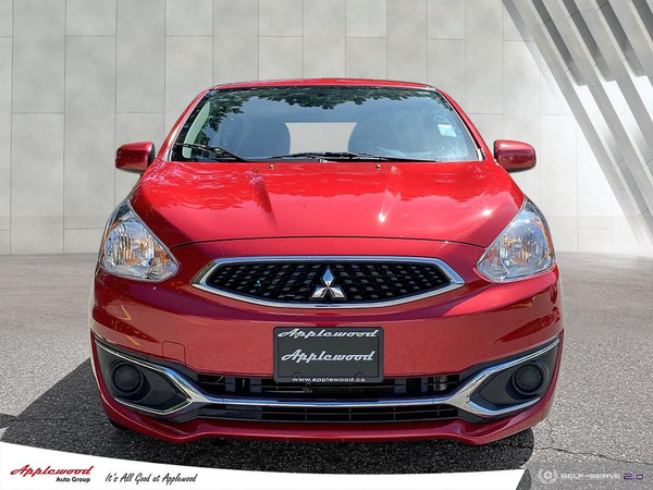Mitsubishi Mirage ES Vehicle Details Image