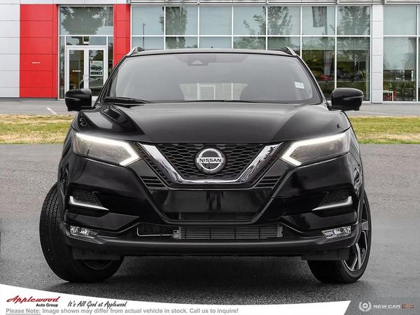 Nissan Qashqai SL Vehicle Details Image