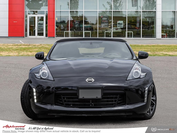 Nissan 370z ROADSTER TOURING SPORT Vehicle Details Image