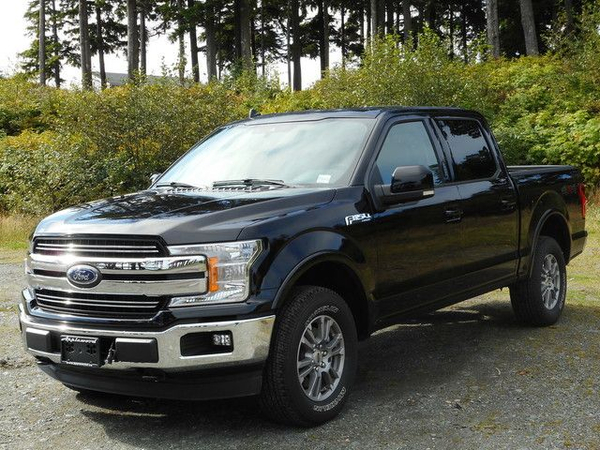 Ford F-150 LARIAT Vehicle Details Image