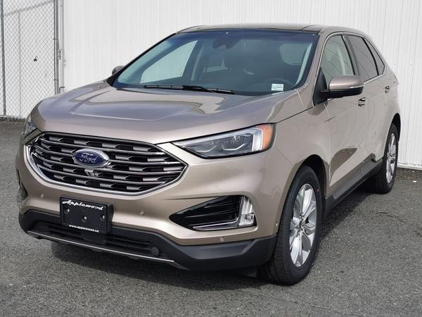 Ford Edge Titanium Vehicle Details Image