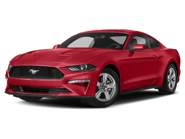 Ford Mustang EcoBoost Vehicle Details Image