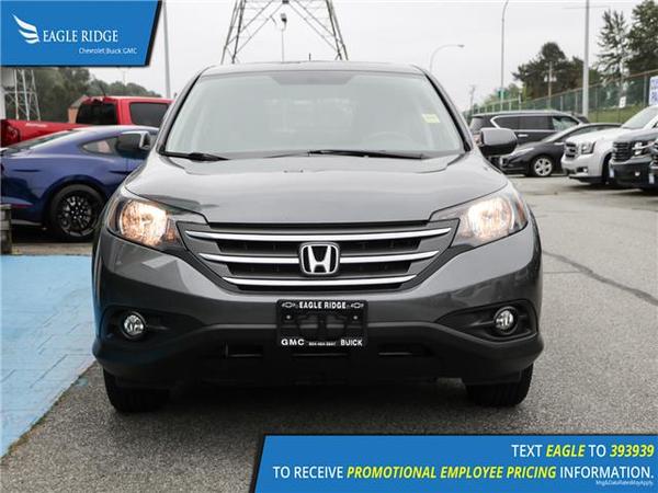 Honda CR-V EX-L Vehicle Details Image