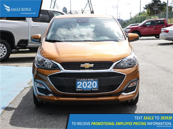 Chevrolet Spark 2LT CVT Vehicle Details Image