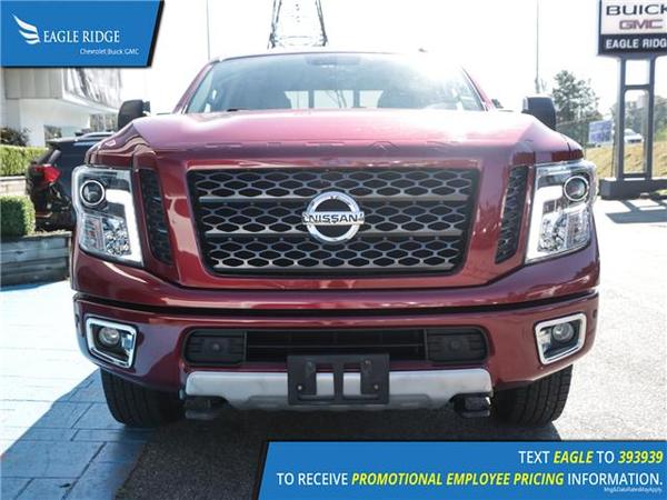 Nissan Titan xd PRO-4X Diesel Vehicle Details Image