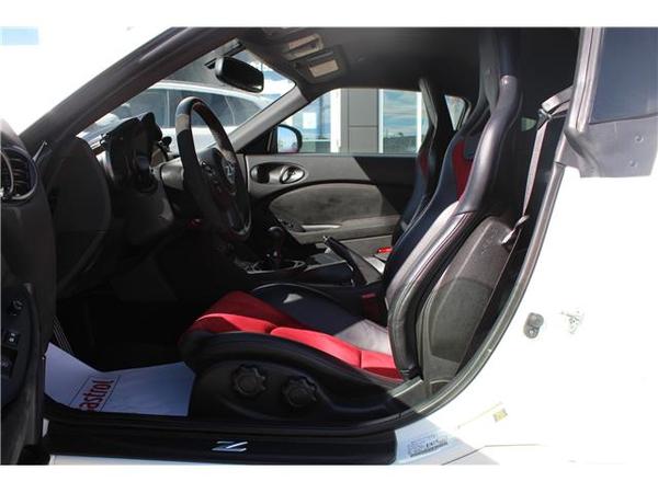 Nissan 370Z Nismo Vehicle Details Image