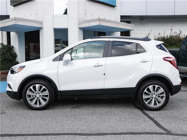 Buick Encore Preferred Vehicle Details Image