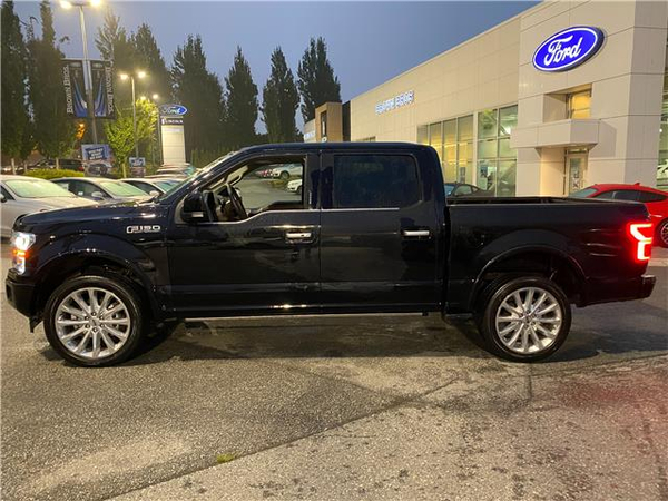 Ford F-150 Limited Vehicle Details Image