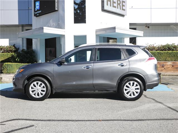 Nissan Rogue S Vehicle Details Image