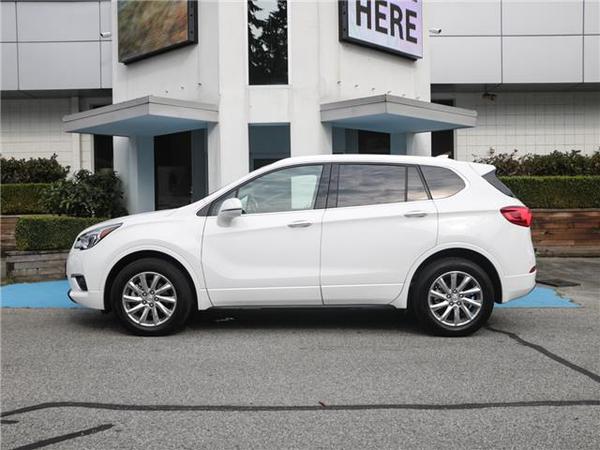 Buick Envision Essence Vehicle Details Image