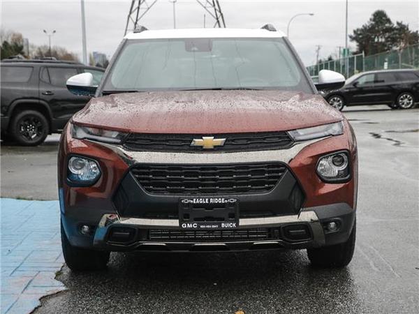 Chevrolet Blazer ACTIV Vehicle Details Image