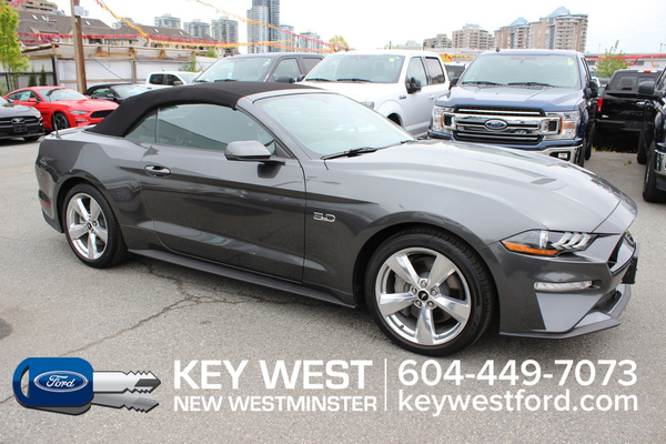 Ford Mustang GT Premium Convertible Leather Nav Cam Sync 3 Vehicle Details Image