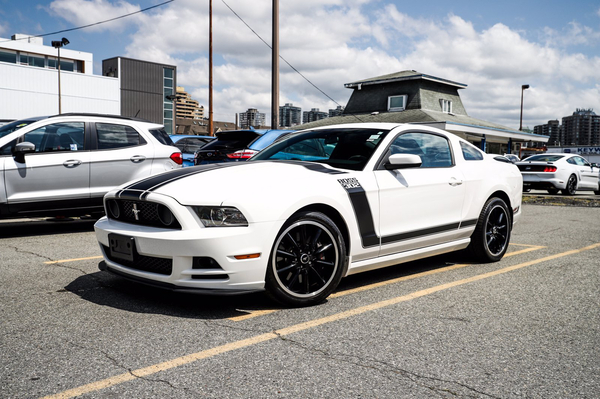Ford Mustang Boss 302 Interior Pkg Recaro Seats Vehicle Details Image