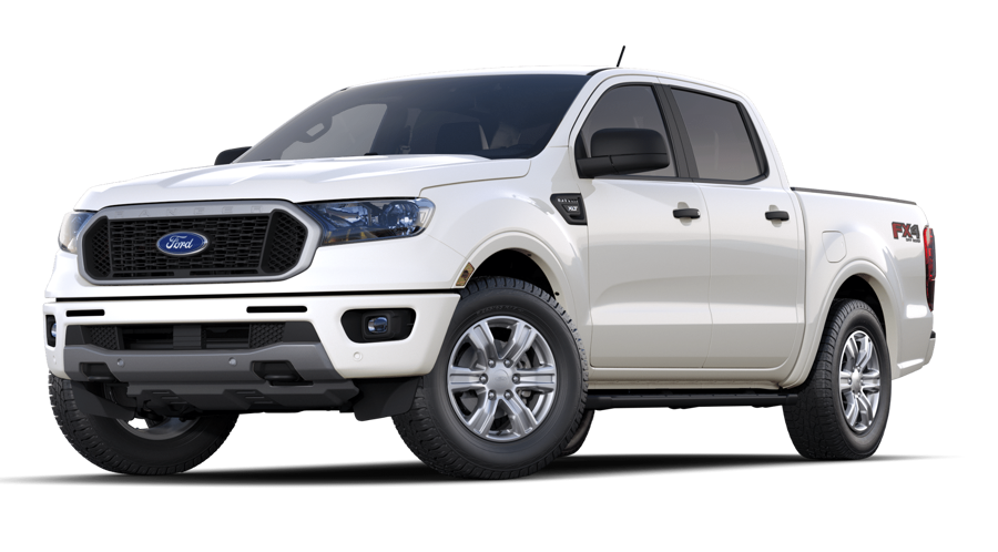 Ford Ranger XLT Vehicle Details Image