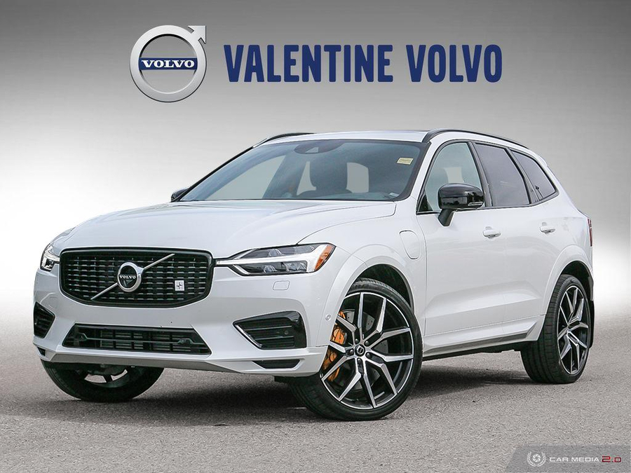 Volvo XC60 T8 Vehicle Details Image