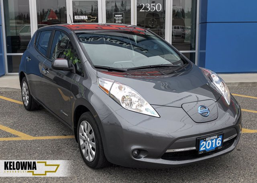 Nissan Leaf S Vehicle Details Image