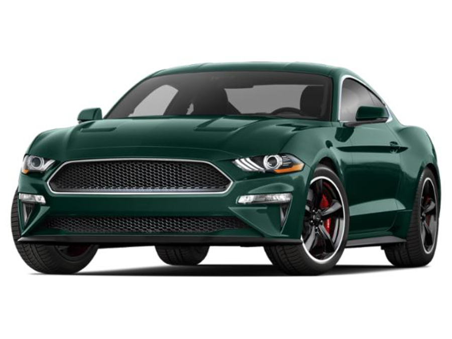 Ford Mustang GT Premium Vehicle Details Image