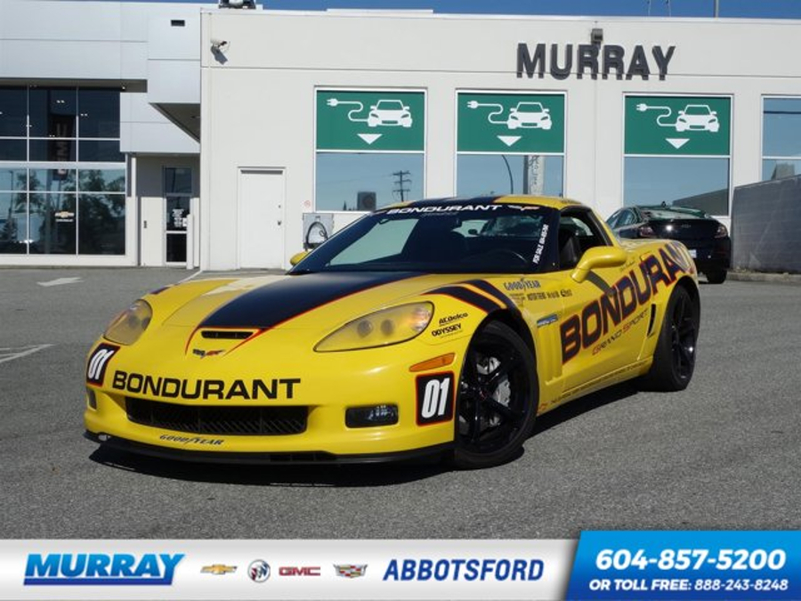 Chevrolet Corvette Grand Sport Vehicle Details Image