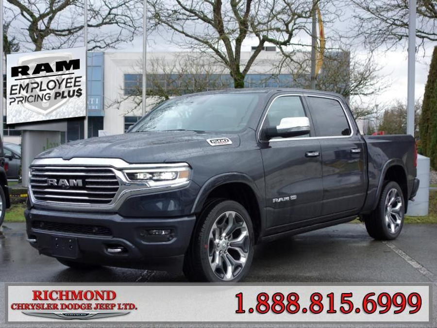 Ram Ram pickup 1500 Longhorn  - Leather Seats Vehicle Details Image