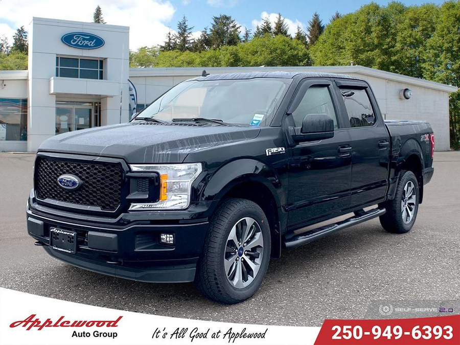 Ford F-150 STX Vehicle Details Image