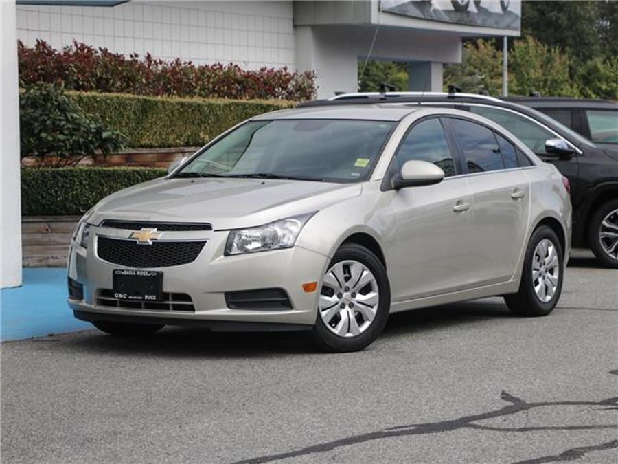 Chevrolet Cruze 1LT Vehicle Details Image