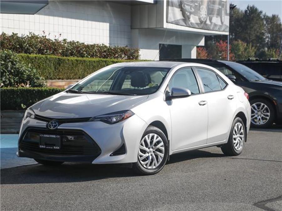 Toyota Corolla LE Vehicle Details Image
