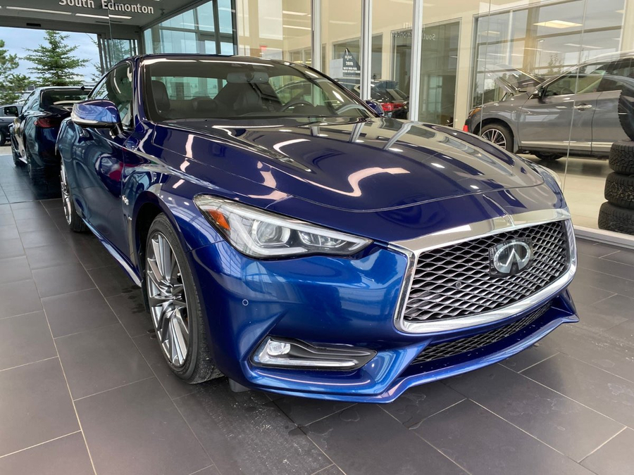 INFINITI Q60 2dr AWD Coupe Vehicle Details Image