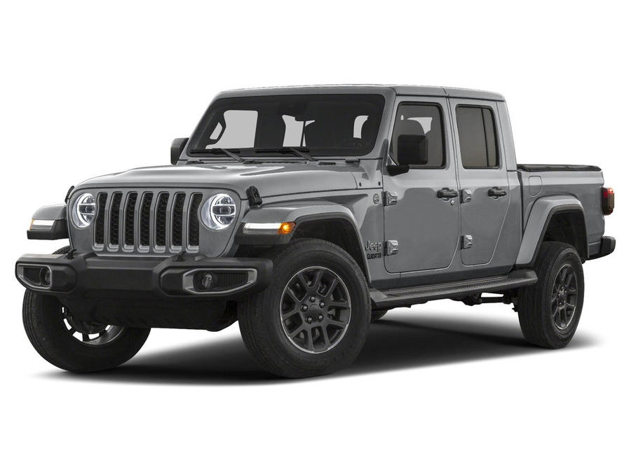 Jeep Gladiator 4x4 Crew Cab 137.3 in. WB Vehicle Details Image