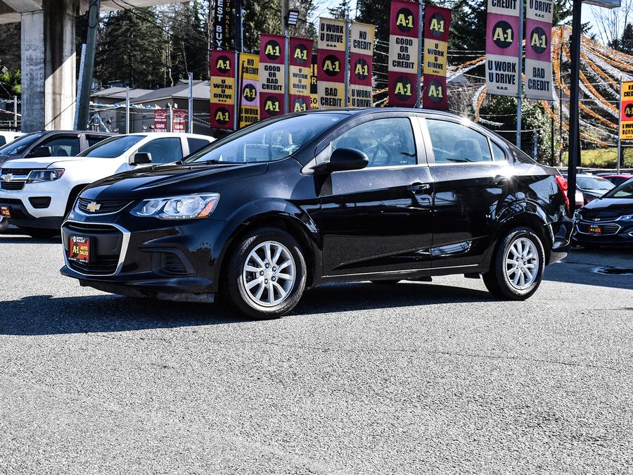 Chevrolet Sonic LT Vehicle Details Image