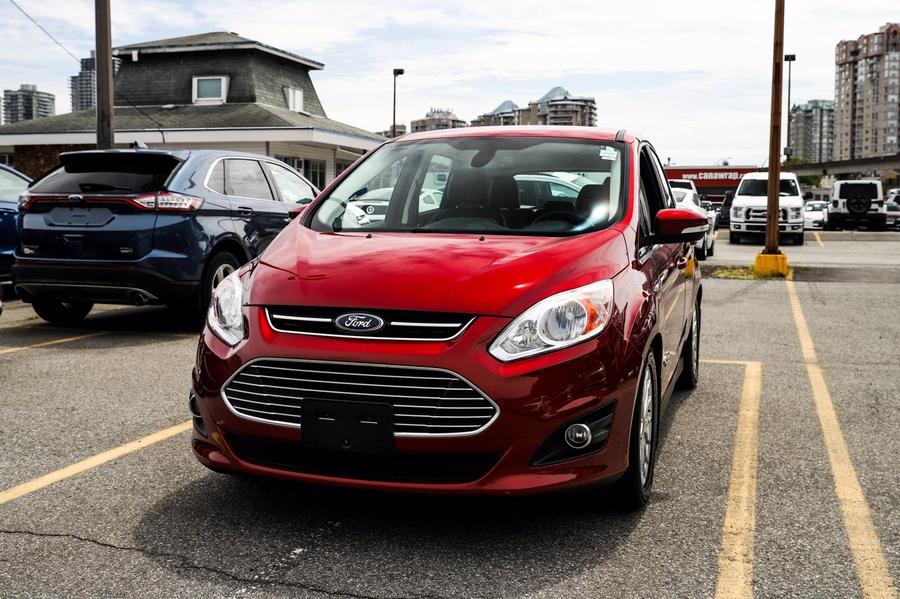 Ford C-max SEL Premium Audio & Nav Pkg Leather Cam Sync 3 Vehicle Details Image