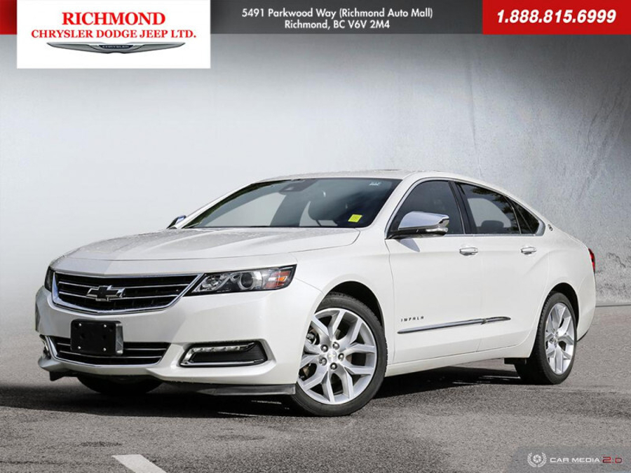 Chevrolet Impala 2LZ LOCAL NO ACCIDENTS Vehicle Details Image