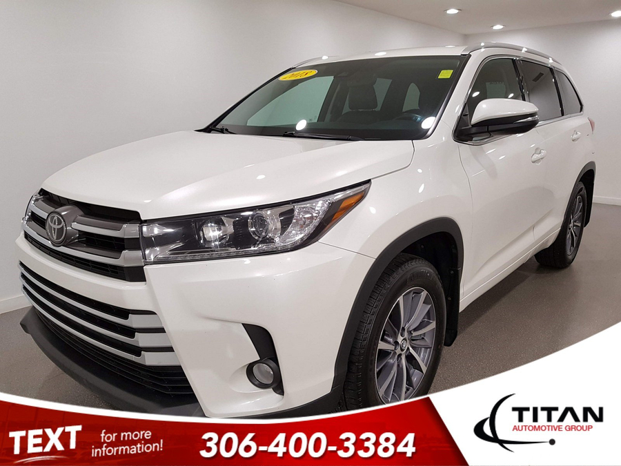 Toyota Highlander XLE AWD V6 | Leather | Navigation Vehicle Details Image
