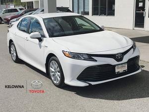 Toyota Camry Hybrid Vehicle Details Image