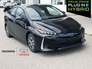 Toyota Prius prime Upgrade Vehicle Details Image