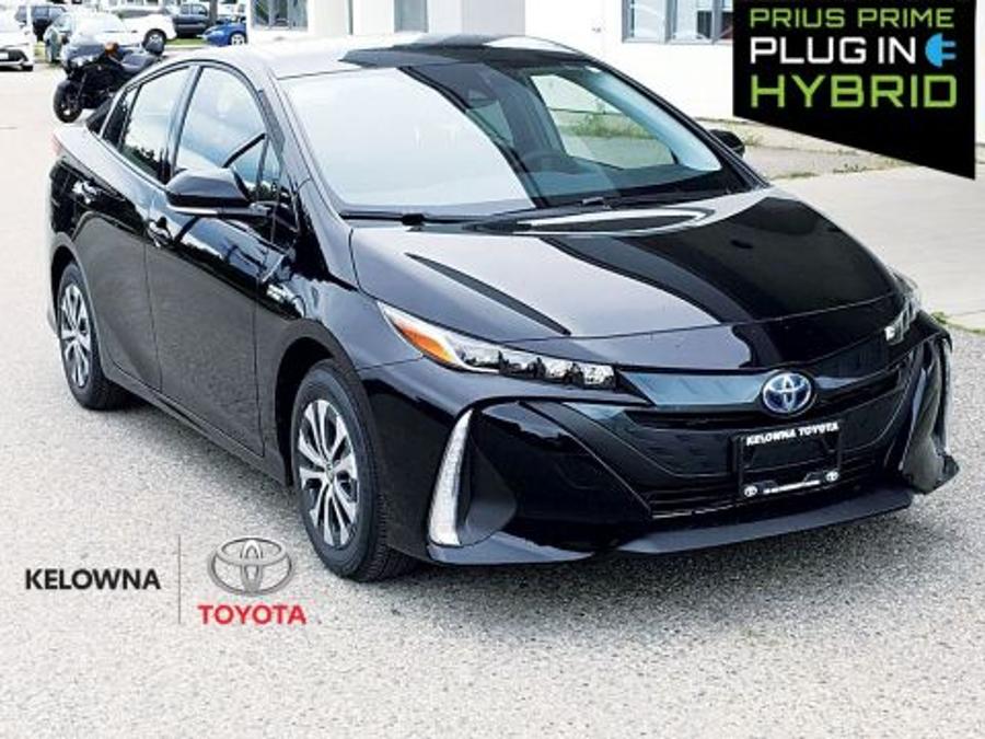 Toyota Prius prime Vehicle Details Image