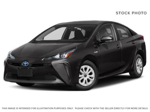 Toyota Prius Technology Vehicle Details Image