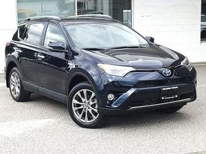 Toyota Rav4 hybrid Limited Vehicle Details Image