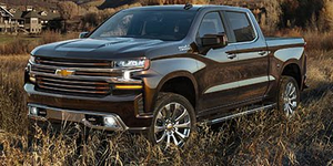 Chevrolet Silverado 1500 RST Vehicle Details Image