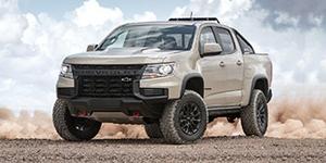 Chevrolet Colorado 4WD LT Vehicle Details Image
