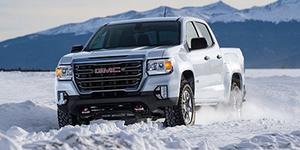 GMC Canyon 4WD Elevation Vehicle Details Image