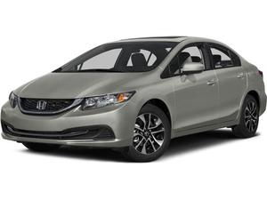 Honda Civic EX Vehicle Details Image