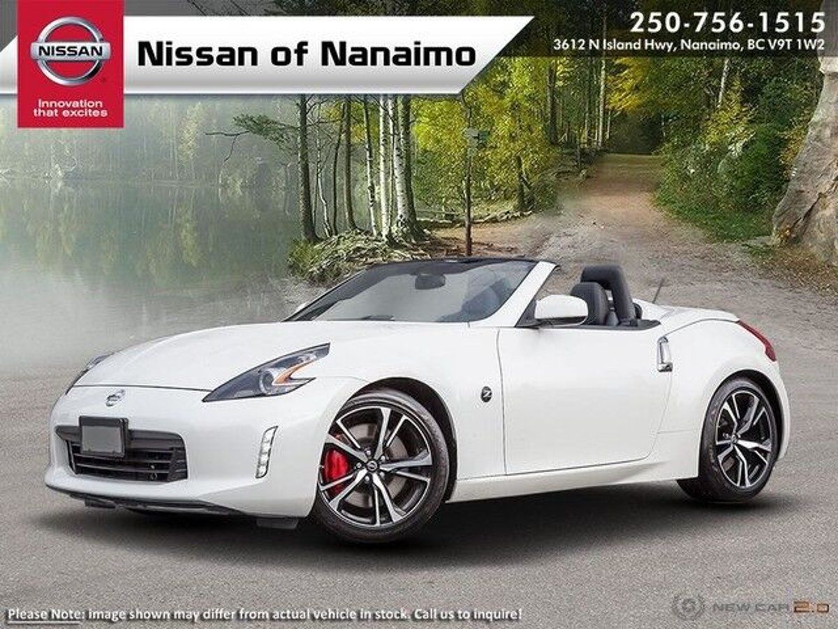 Nissan 370Z Touring Sport Vehicle Details Image
