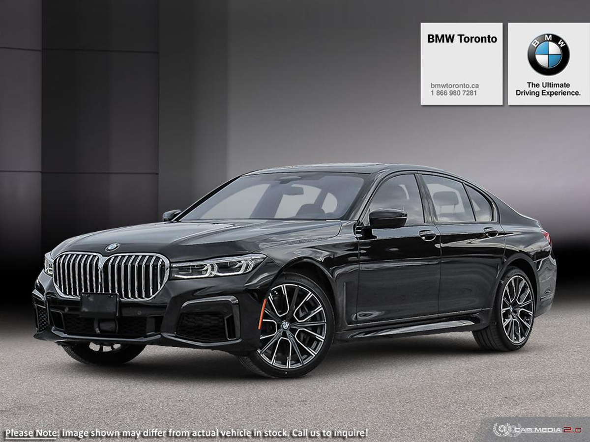 BMW 7 Series xDrive Vehicle Details Image
